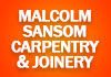 Malcolm Sansom Carpentry & Joinery