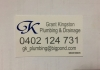 Grant Kingston Plumbing & Drainage