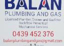 Balan Plumbing and Gas