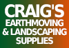 Craig's Earthmoving & Landscaping Supplies
