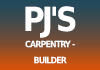 PJ's Carpentry - Builder