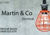 Martin & Co Electrical