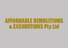 AFFORDABLE DEMOLITIONS & EXCAVATIONS Pty Ltd