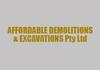 AFFORDABLE DEMOLITIONS & EXCAVATIONS Pty Ltd
