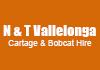 N & T Vallelonga Cartage & Bobcat Hire
