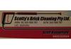 Scottys Brick Cleaning Pty Ltd