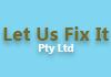 Let Us Fix It Pty Ltd
