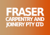 Fraser Carpentry and Joinery Pty Ltd