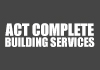 ACT Complete Building Services