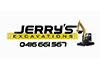 Jerry's Excavations