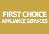 First Choice Appliance Services