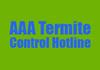 AAA Termite Control Hotline