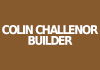 Colin Challenor Builder