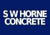 S W Horne CONCRETE