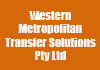 Western Metropolitan Transfer Solutions Pty Ltd