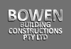 BOWEN BUILDING CONSTRUCTIONS PTY LTD