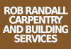 Rob Randall Carpentry and Building Services