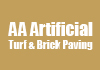 AA Artificial Turf & Brick Paving