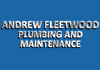 Andrew Fleetwood Plumbing And Maintenance