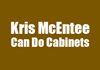 Kris McEntee Can Do Cabinets