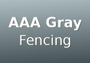 AAA Gray Fencing