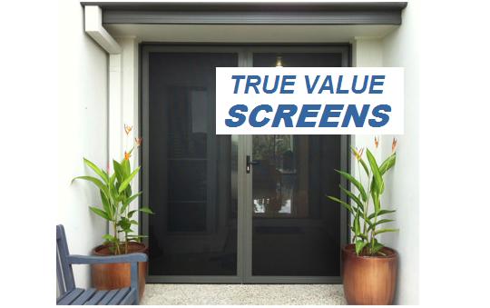 Modern Stylish Flyscreens True Value Screens