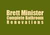 Brett Minister Complete Bathroom Renovations