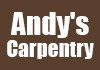 Andy's Carpentry