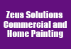 Zeus Solutions Commercial and Home Painting