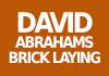 David Abrahams Brick Laying