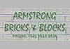 Armstrong Bricks and Blocks