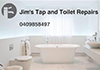 Jim's Tap and Toilet Repairs