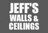 Jeff's Walls & Ceilings