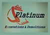 Platinum Excavations & Demolitions