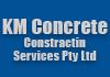 KM Concrete Constractin Services Pty Ltd