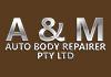 A & M AUTO BODY REPAIRER PTY LTD