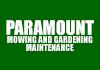 Paramount Mowing and Gardening Maintenance
