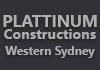 Plattinum Constructions Western Sydney