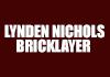 Lynden Nichols Bricklayer