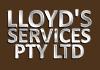 LLOYD'S SERVICES PTY LTD