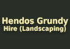 Hendos Grundy Hire (Landscaping)