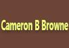 Cameron B Browne