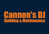 Cannon's DJ Building & Maintenance