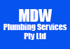 MDW Plumbing Services Pty Ltd