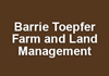 Barrie Toepfer Farm and Land Management
