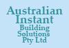 Australian Instant Building Solutions Pty Ltd