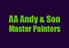 AA Andy & Son Master Painters