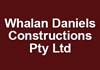 Whalan Daniels Constructions Pty Ltd
