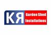 KR Garden Shed Installation