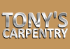 Tony's Carpentry